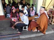 Asisbiz Myanmar Mon State Kyaiktiyo pagoda shops and restrauants Dec 2009 01