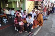 Asisbiz Myanmar Mon State Kyaiktiyo pagoda shops and restrauants Dec 2009 02