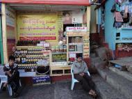 Asisbiz Myanmar Mon State Kyaiktiyo pagoda shops and restrauants Dec 2009 06