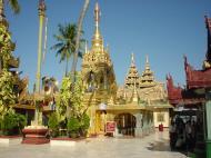 Asisbiz Thanlyin Kyauktan Ye Le Pagoda Dec 2000 01