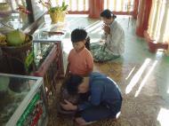 Asisbiz Thanlyin Kyauktan Ye Le Pagoda Dec 2000 02