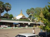 Asisbiz Thanlyin Kyauktan Ye Le Pagoda Island crossing Jul 2001 01