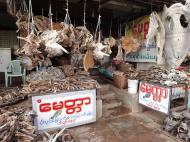 Asisbiz Thanlyin dryied fish markets Dec 2009 08