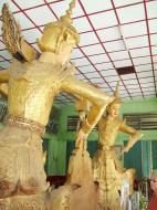 Asisbiz Mandalay Maha Myat Muni pagoda Decor Nov 2004 03
