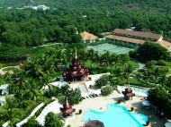 Asisbiz Mandalay Hill Hotel three star swimming pool Nov 2004 02