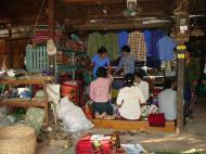 Asisbiz Driving to Pagan buying fabrics Dec 2000 02