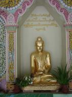 Asisbiz Driving to Pagan various famous Buddhas Dec 2000 08