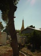 Asisbiz Driving to Pagan various pagodas Dec 2000 01