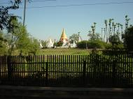 Asisbiz Driving to Pagan various pagodas Dec 2000 15