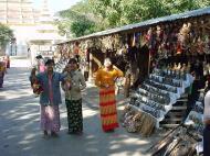 Asisbiz Mandalay Shwe Kyaung Arts and Crafts Dec 2000 01