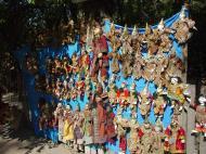 Asisbiz Mandalay Shwe Kyaung Arts and Crafts Dec 2000 02
