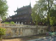 Asisbiz Mandalay Shwe Kyaung Dec 2000 01