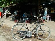 Asisbiz Typical Mandalay bicycle Nov 2004 01