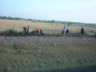 Asisbiz Yangon to Mandalay by Train Dec 2000 08