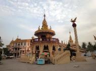 Asisbiz Adjacent Pagoda Ngamoeyeik creek Yangon Myanmar 01