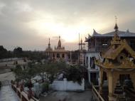 Asisbiz Adjacent Pagoda Ngamoeyeik creek Yangon Myanmar 02