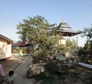 Asisbiz Meilamu Pagoda assorted Buddha statues Yangon Myanmar 04