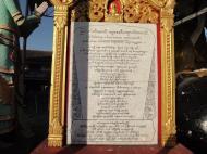 Asisbiz Meilamu Pagoda history written in Burmese Yangon Myanmar 01