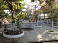 Asisbiz Meilamu Pagoda patio Yangon Myanmar 01