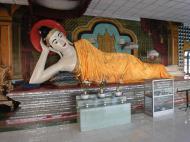 Asisbiz Meilamu Pagoda second reclining Buddha Yangon Myanmar 01
