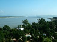 Asisbiz Mingun Pagoda views of the Ayeyarwaddy river Nov 2004 15