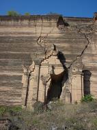 Asisbiz Mingun Pahtodawgyi or Mingun Pagoda Dec 2000 04