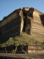 Asisbiz Mingun Pahtodawgyi or Mingun Pagoda Dec 2000 09