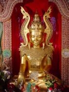 Asisbiz Myanmar Monywa famous Buddha relics Dec 2000 01