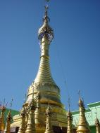 Asisbiz Mandalay Mount Popa Main Stupa Dec 2000 01