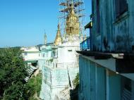 Asisbiz Mandalay Mount Popa Main Stupa Nov 2004 01