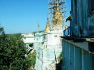 Asisbiz Mandalay Mount Popa Main Stupa Nov 2004 02