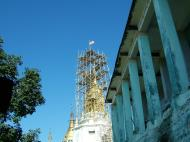 Asisbiz Mandalay Mount Popa Main Stupa Nov 2004 05
