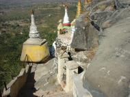 Asisbiz Mandalay Mount Popa Pagoda Dec 2000 01