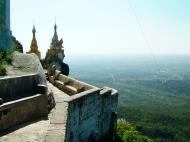 Asisbiz Mandalay Mount Popa Pagoda Nov 2004 02