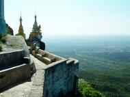 Asisbiz Mandalay Mount Popa Pagoda Nov 2004 03