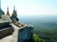 Asisbiz Mandalay Mount Popa Pagoda Nov 2004 04
