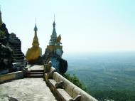Asisbiz Mandalay Mount Popa Pagoda Nov 2004 06