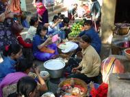 Asisbiz Mandalay Mount Popa Pagoda food stalls Dec 2000 02