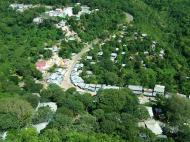 Asisbiz Mount Popa base area viewed from the top Nov 2004 02