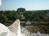 Asisbiz Mingun Myatheindan pagoda views Dec 2000 01