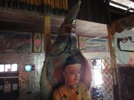 Asisbiz Parami monastery Buddhist statues Dec 2009 10