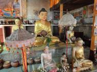 Asisbiz Parami monastery Buddhist statues Dec 2009 12