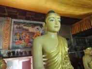 Asisbiz Parami monastery Buddhist statues Dec 2009 14