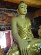 Asisbiz Parami monastery Buddhist statues Dec 2009 15