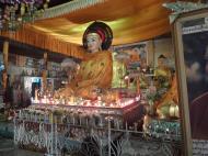 Asisbiz Parami monastery Buddhist statues Dec 2009 16