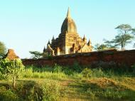 Asisbiz Bagan Payathonzu panoramic surrounds Nov 2004 02