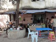 Asisbiz Pazundaung Township nearby pagoda eateries Botataung Port Yangon 2010 04