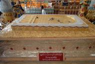 Asisbiz Shwebonpwint pagoda Buddhas foot image Pazundaung Township 2010 01