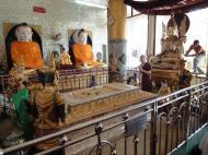 Asisbiz Shwebonpwint pagoda Buddhas foot image Pazundaung Township 2010 02