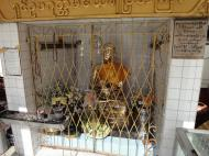 Asisbiz Shwebonpwint pagoda buddhist statue images Pazundaung Township 2010 01